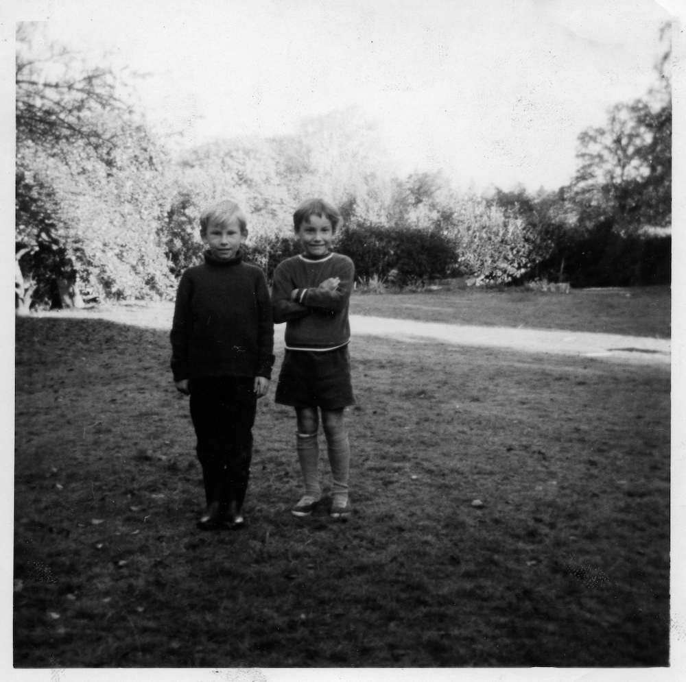 Nick & Ben (Beaconsfield, Bucks. 1970)