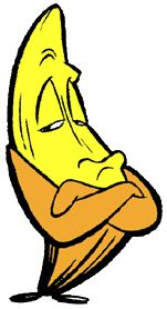 Depressed Banana