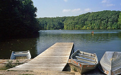 Ramsey Lake State Recreation Area - Ramsey, Illinois  1980 (bigjohn1941) Tags: ramsey lake state recreation area illinois