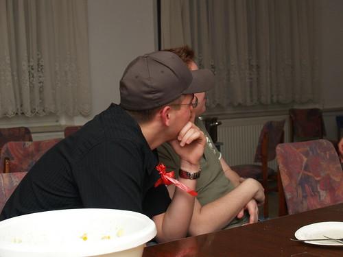 Geburtstagsparty im Vereinshaus 55