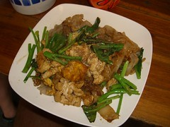 Phad Saew in Chiang Mai - less than $1 US