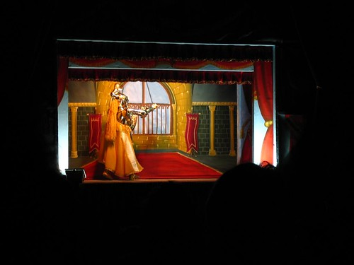 Orlando, the marionette hero