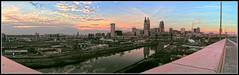 Dusk Over The Cuyahoga