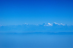Dawn on the Himalaya (Vivek M.) Tags: mountain himalaya