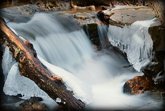 Living Water (AKA:Peters Mill Run HDR) (DrewMyers) Tags: longexposure winter snow ice nature topf25 water topv111 virginia waterfall topv333 stream shenandoah hdr 4seasons naturescenes movingwater supershot interestingness32 calendarshot i500 drewmyers easternnorthamericanature abigfave stuckmenageriegroup6 nikond80 anawesomeshot explore28jan07 drewmyersphotonet frhwofavs