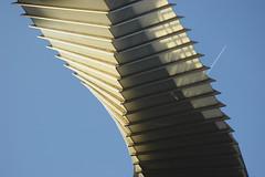 Bridge of aspiration (Myxi) Tags: bridge abstract london architecture modern buildings geometry patterns shapes angles coventgarden royalballet bridgeofaspiration interestingness428 copyrightallrightsreserved flickrdiff