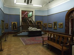 Art galleries of the provinces. (Fray Bentos) Tags: museum bristol artgallery lawrencealmatadema fredericleighton johneverettmillais jamestissot arthurhughes victorianpainting