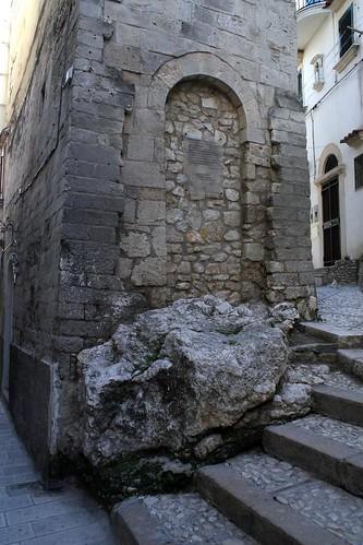 The Chianca Amara, or Bitter Stone, Vieste