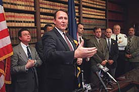 Attorney General Mark Shurtliff