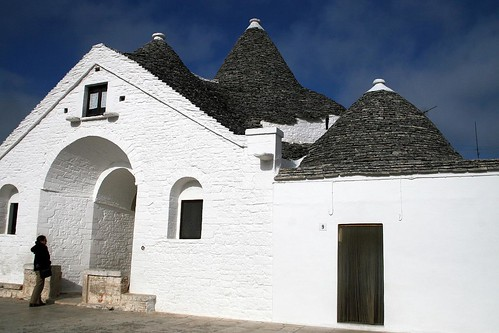 The Trullo Sovrano - only two-story true trullo