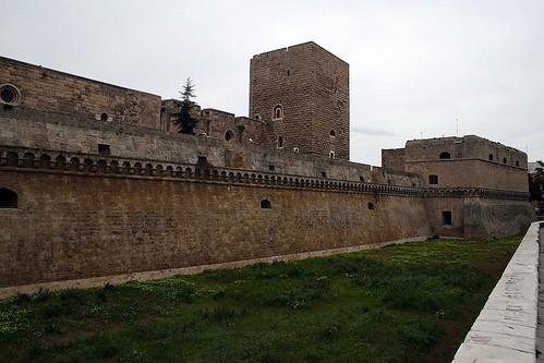 Castello, Bari