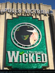 Wicked : A New Musical Front Row Tickets