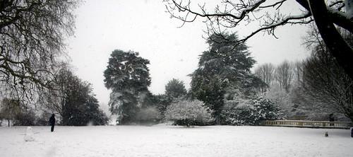 Snowmanophobia