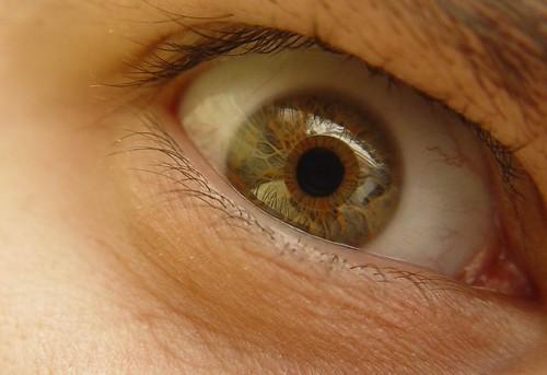 Try look in my eye...
