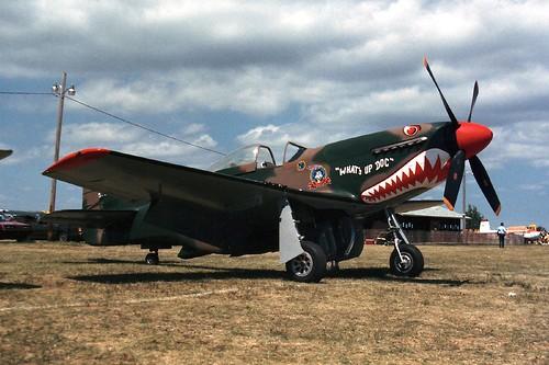 Warbird picture - P-51D Cavalier Mustang