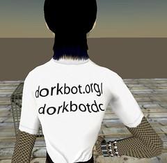 dorkbotdc tshirt back
