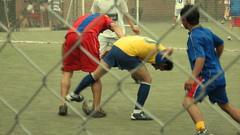 Futsal in Buenos Aires / Parque Las Heras