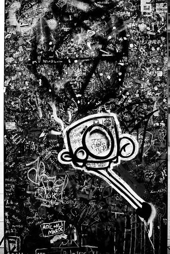 Graff à la défence n°1