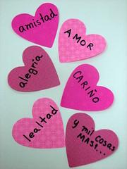 Feliz día del amor y la amistad!! por Jackie Palacios