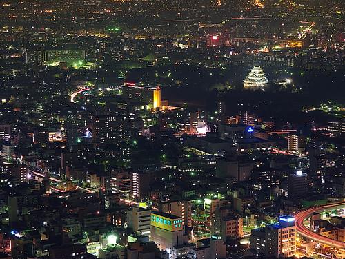 名古屋夜景 1