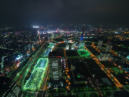 view from a LANDMARK TOWER YOKOHAMA 2 1