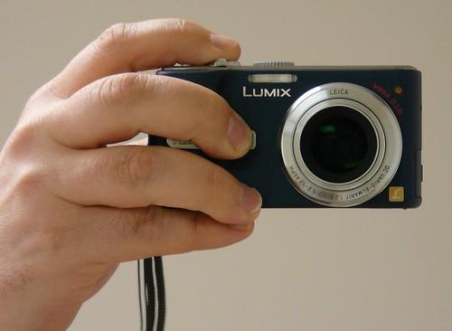 lumix DMC-TZ1