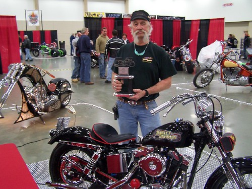 Jerry At Easyrider's Show 2