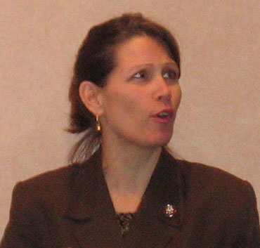 Michele Bachmann at the Republican Leadership Conference