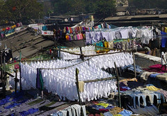 the ghat (*zazah) Tags: india laundry mumbai dhobighats itsonginvite saatrasta