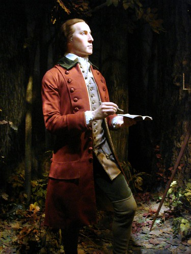 Young George Washington