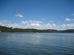 IMG_1808 (pilkster) Tags: lake boat kayak narrabeen