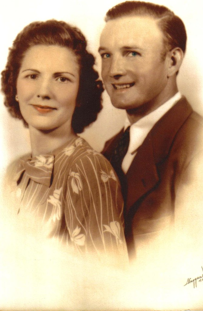 Ernest and Edna Brooks, formerly of Appalachia, Virginia