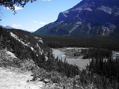 IMGP1509 (Kristinsane) Tags: mountain banff bowriver