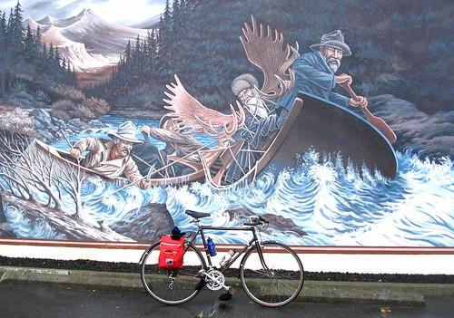 Bucksport mural
