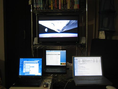 IOData LCD-TV241XBR Monitor by fugutabetai_shyashin