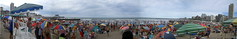 Mar del Plata - 01 - Beach pano