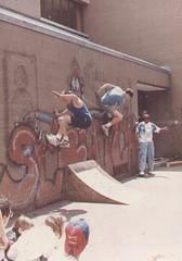 Frontside Wall Ride