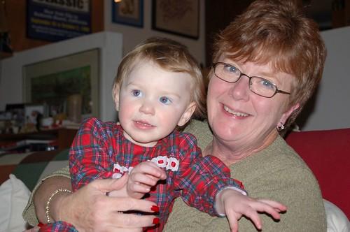 Leda and Grandma