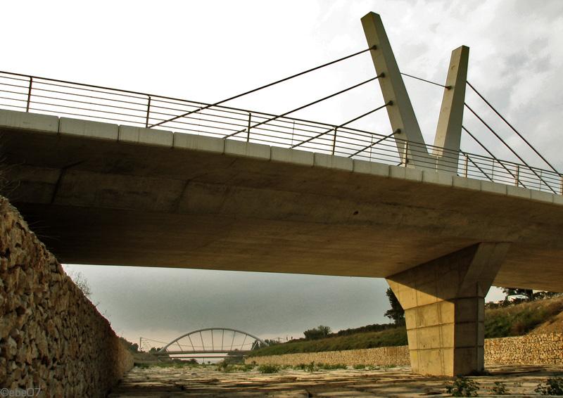 De puente a puente...