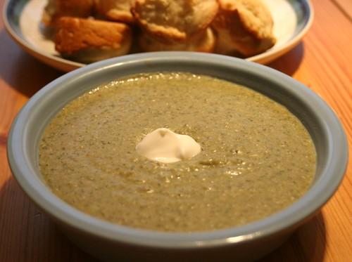 Creamy Kale Soup