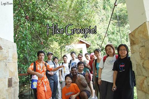 hike groupie