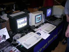 GU de Amstrad en MadriSX 2007