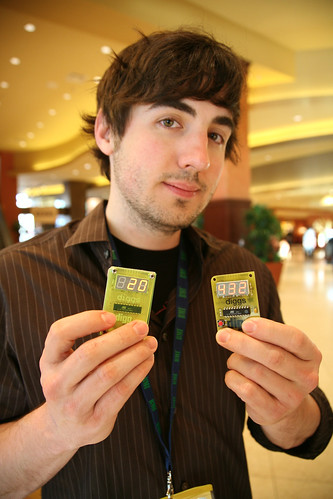 Kevin Rose Diggs It