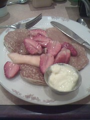 B'day breakfast at Sears