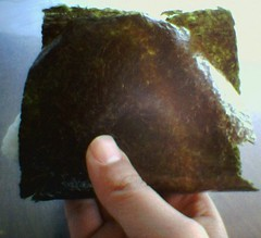 onigiri unwrapped