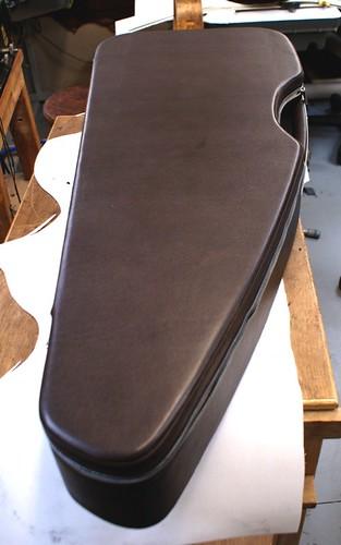 Calder guitar case #1 closed