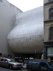 (Alex Terzich) Tags: newyork architecture 1968 bulge synagogueforthearts williambreger 49whitestreet