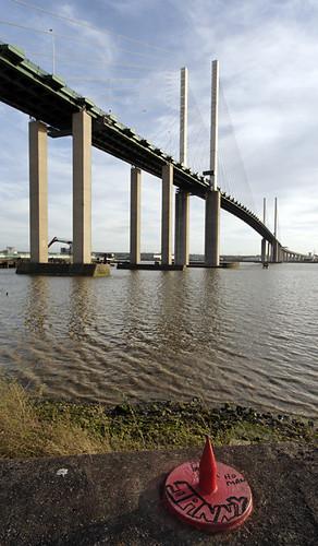 Queen Elizabeth II bridge, Essex
