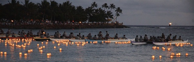 Memorial Day Lantern Floating Festival