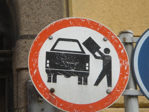 No Road Rage Zone (?)